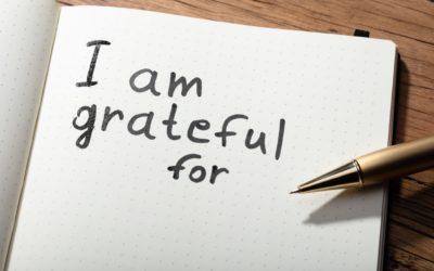 An Attitude of Gratitude Can Help You Live a Longer, Happier Life…